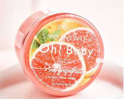 Oh! Baby 磨砂膏 粉红葡萄柚限定款350g 497
