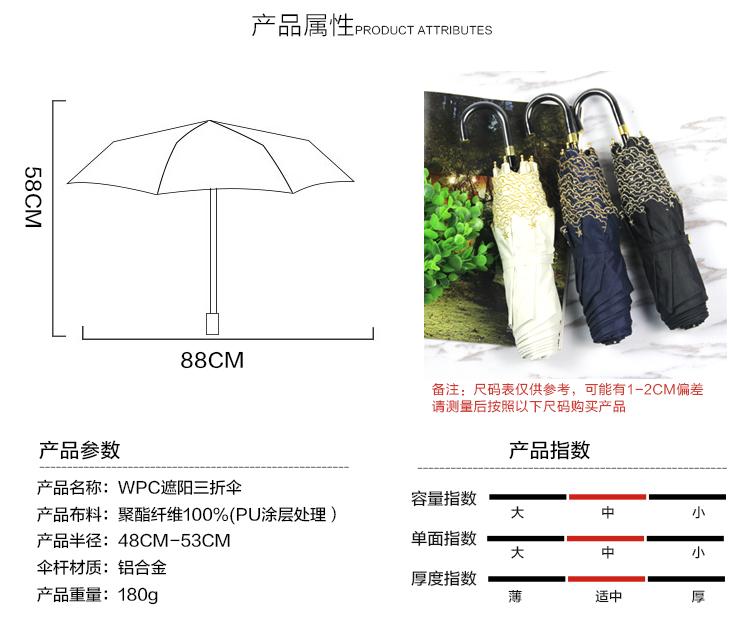 WPC雨伞